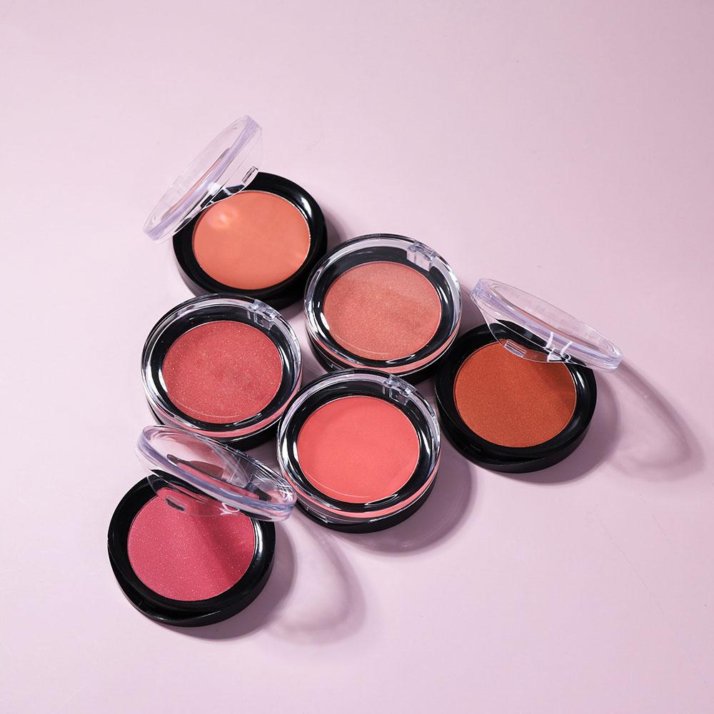Private Label High Pigment Makeup Blusher - Qidicosmetics