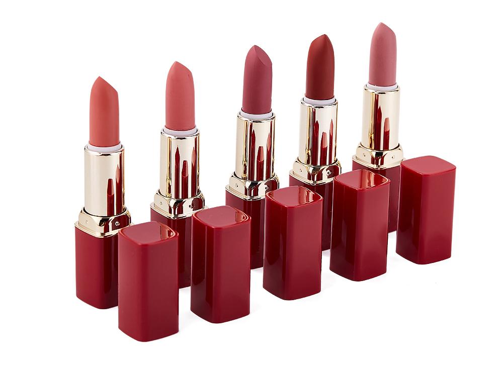 Cruetly Free No Drying Rich Makeup Matte Lipstick