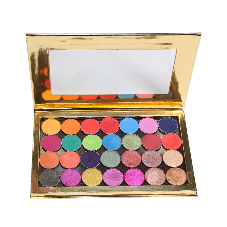 Cosmetics Private Label High Pigment Long Lasting Natural